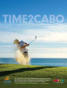 Los Cabos Golf Ad