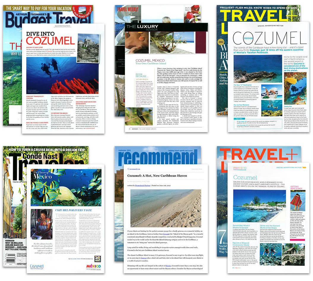 Cozumel advertorial p2
